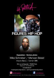 HIP HOP culture - Mark Schreiber -Anjuna Bijoux - Comer OBK -Marwan Balaïd -