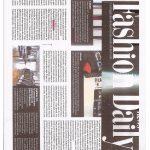 la Botica Paris, article Fashion Daily news